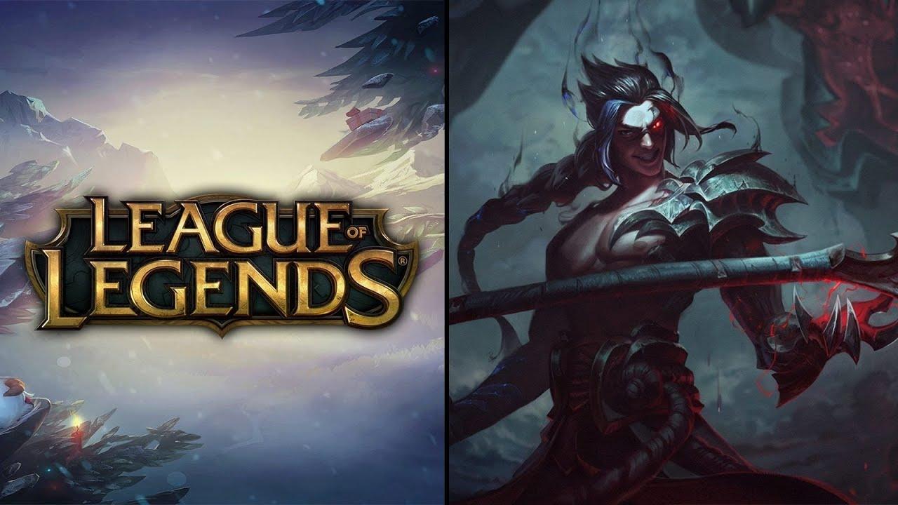 Kayn league of legends