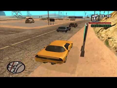 The Death Of Cesar Vialpando - GTA: San Andreas - DYOM #1