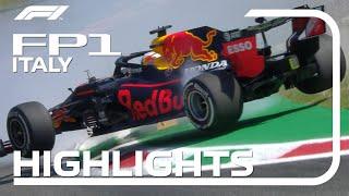 2020 Italian Grand Prix: FP1 Highlights