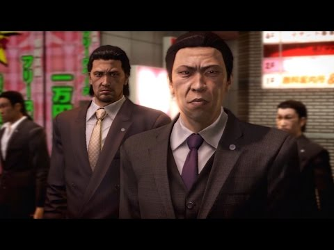 Yakuza 5 - Intro & Chapter #1 - The Wanderer
