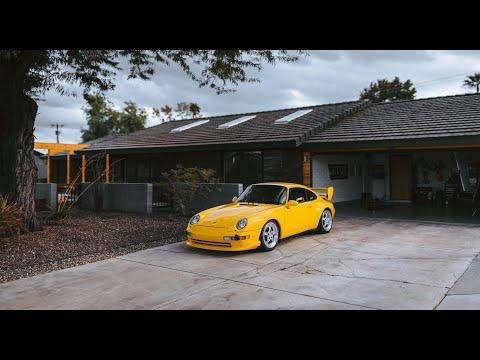 'Analog' - The Last Era Porsche 993 (Short Film)