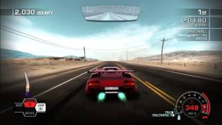 Need For Speed Hot Pursuit   Stampede - 3:16.90   World Record