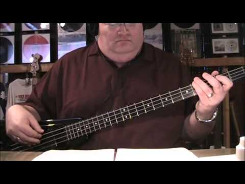 Earth Wind and Fire September Bass Cover
