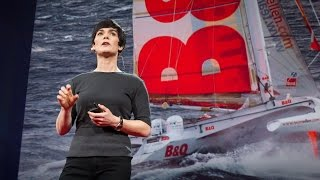 Dame Ellen MacArthur: The surprising thing I learned sailing solo around the world