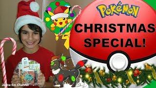 Pokemon Christmas Special! Jenna Em Channel