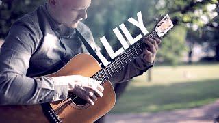 Alan Walker - Lily (ft. K-391) | Fingerstyle Guitar Cover