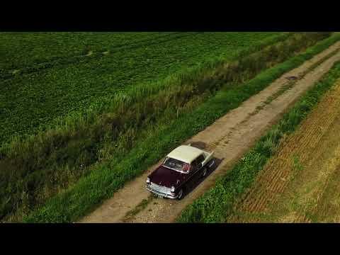 Austin A55 Mkii By Air