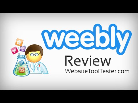 Website builder Weebly free offer May