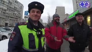Движуха в Марьино. Полиция с народом?