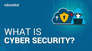 What is Cyber Security? | Introduction to Cyber Security | Cyber Security Training | Edureka
