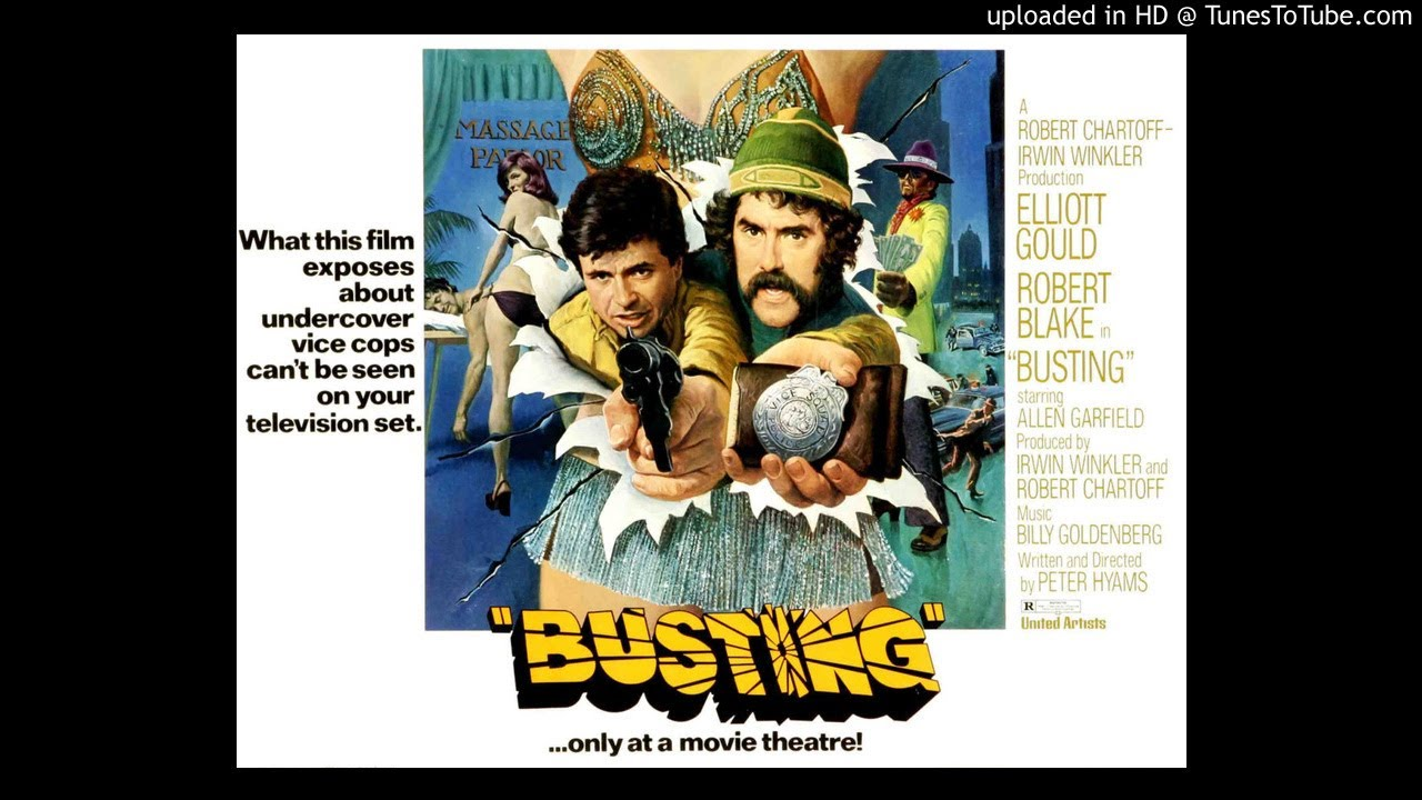 Download 10 Tailing Rizzo (Busting soundtrack, 1974, Billy Goldenberg)