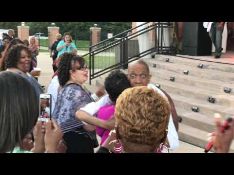 Freddie Jackson - Rock Me Tonight @ Country Club Hills 07/29/2017