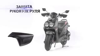 Купить Скутер IRBIS BWS обзор видео  BIKE18 RU продажа скутеров