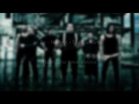 Rammstein-Herzeleid (Subtitulos Aleman-Español)