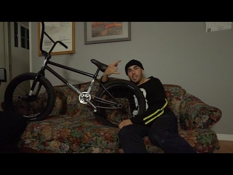 BMX - Ethan Corriere Bike Check!