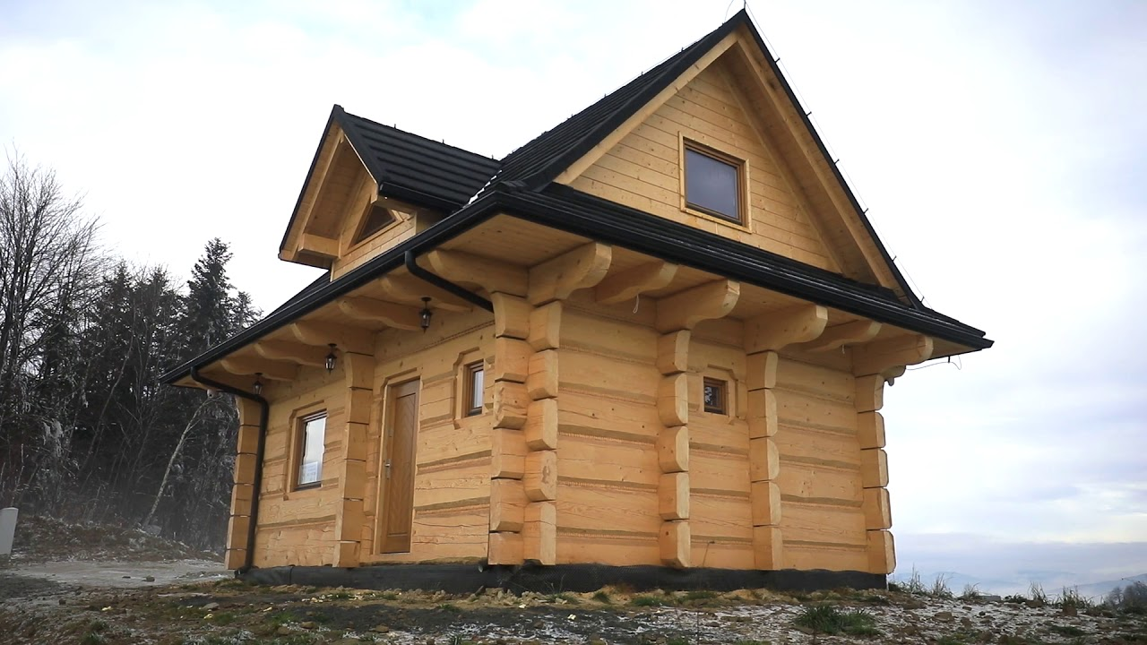 Download Gold wood - firma budująca domy z bali