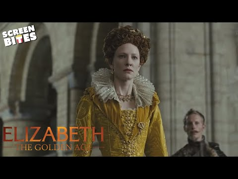 "Elizabeth The Golden Age - Cate Blanchett ""I, too, can command the wind, sir!"" OFFICIAL HD VIDEO"