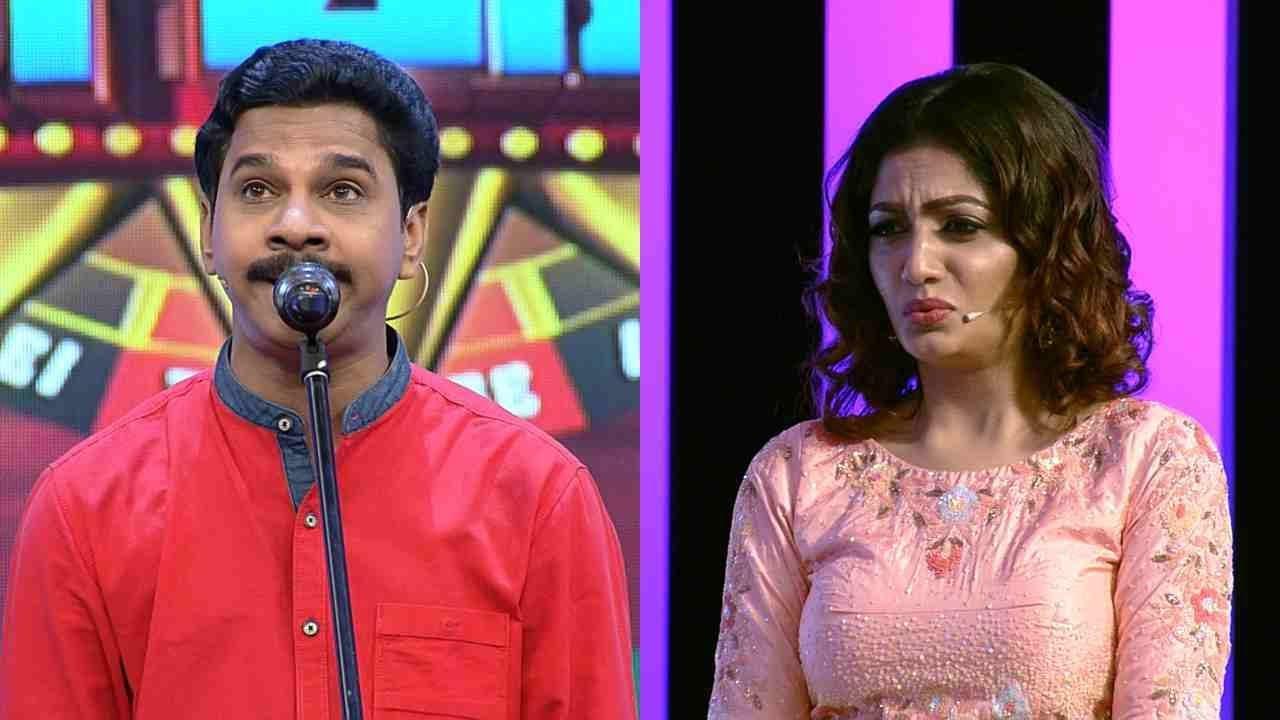 #MimicryMahamela | Vinod Kovoor from LKG | Mazhavil Manorama