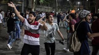 Egypt Protests Continue Despite Government Repression