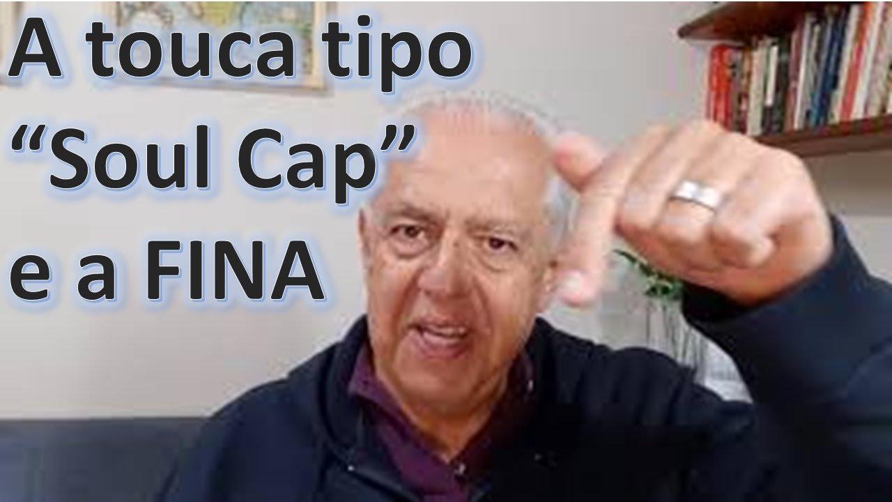 """A """"Soul Cap"""" e a FINA"""