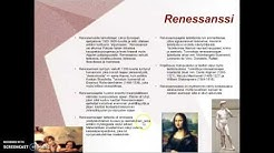 Renessanssi