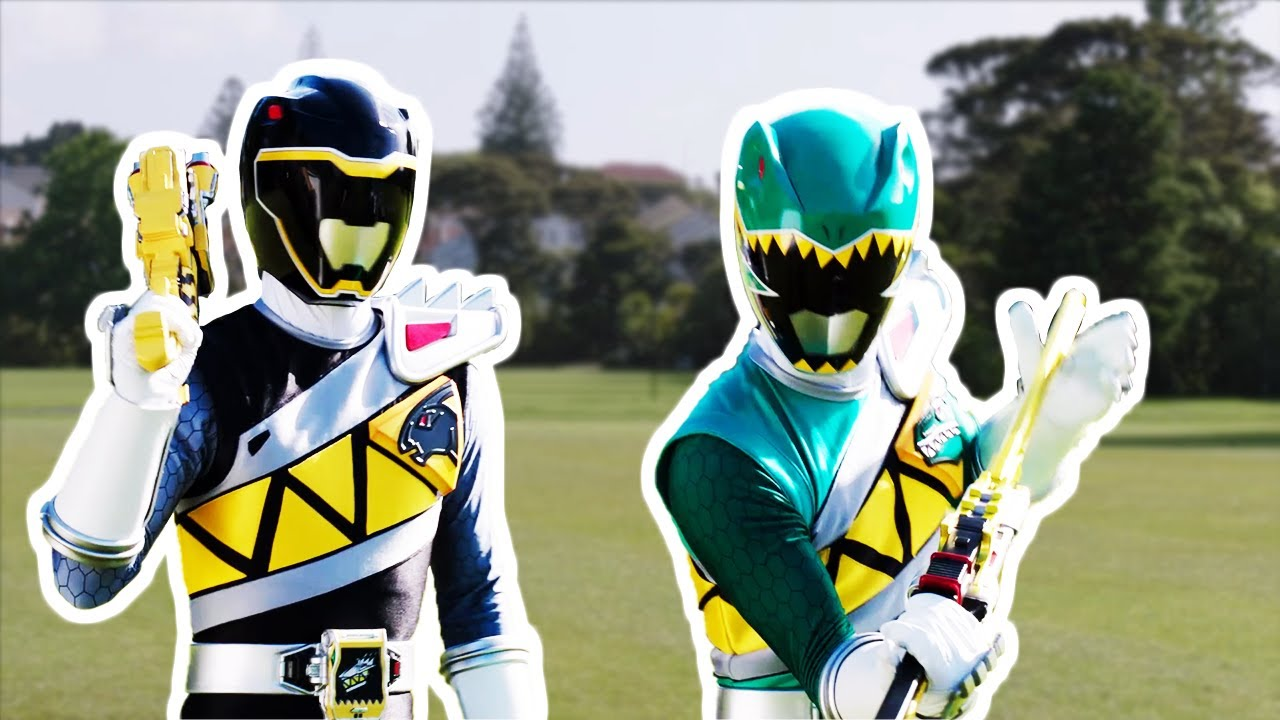 Happy Thanksgiving | Dino Super Charge | Power Rangers Official | Power Rangers Official