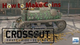 Crossout: How To Make Coins