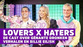 MILAN Knol: 'Naast WIE lig ik en heb ik het VEILIG gedaan?!'   Lovers x Haters
