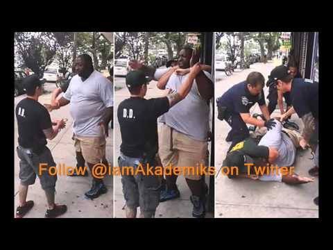 Medical Examiner Rules Eric Garner Death a Homicide by Chokehold.