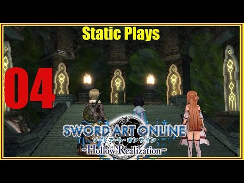 Let's Play Sword Art Online Hallow Realization EP. 04 (More about Premiere)