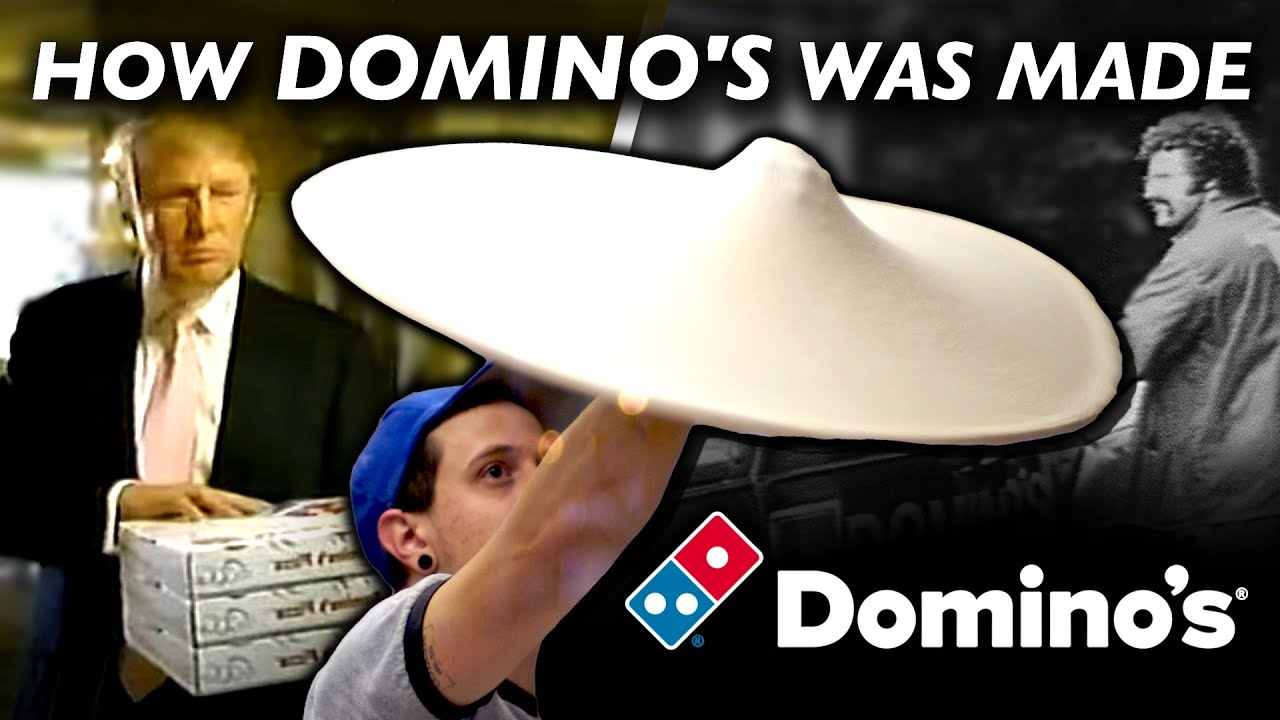 The Homeless Man Who Created Domino's with His Last $15