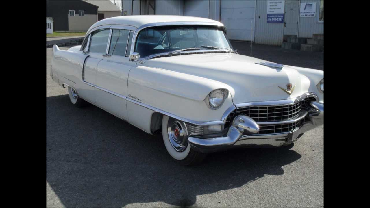 1955 Cadillac Fleetwood Sixty Series - YouTube