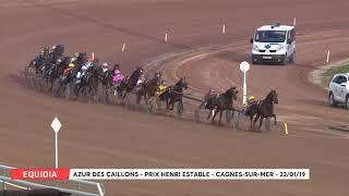 Vidéo de la course PMU PRIX HENRI ESTABLE
