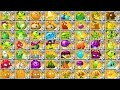 All Free Plants Power-Up! in Plants vs Zombies 2
