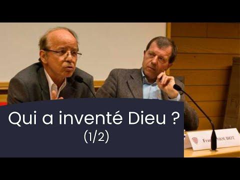 Qui a inventé Dieu ? (1/2) Daniel Sibony, Francis Mouhot et Henri Blocher