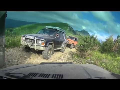 Экспедиция Северный Кавказ - крупнейшее внедорожное приключение юга России