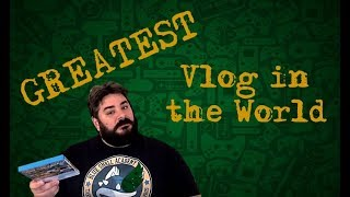 GREATEST VIDEO GAME VLOG IN THE WORLD!!!