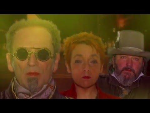 Steampunk Music - Unquiet Days - Victor Sierra