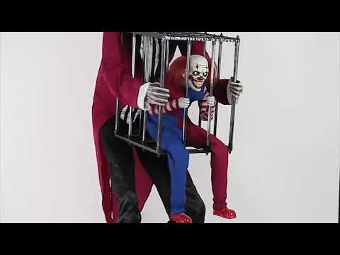 rotten-ringmaster-with-clown-in-cage-electric-animatronic