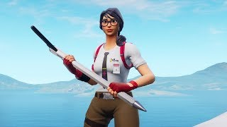 "FINALLY MAVEN IN THE STORE! NEW SKIN ""PERITA"", THE HEADHUNTER INTERN?! Fortnite"