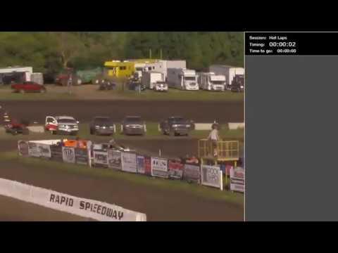 July 7, 2017 - Weekly Racing Series + Wissota Late Models