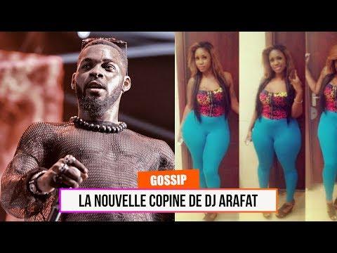 La nouvelle Copine de DJ Arafat