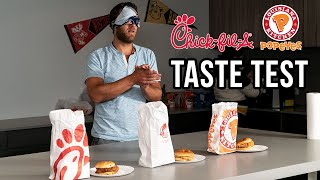 Dave Portnoy Ranks Popeyes, Chick-fil-A, and Wendy's Chicken Sandwiches