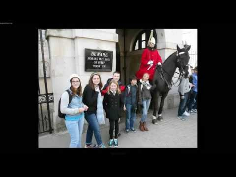 Sweetwater Episcopal Academy 6th Grade Field Trip to England