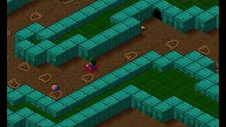 Lemmings Paintball Walkthrough (Part 8) Taxing Difficulty - Levels 13 - 16