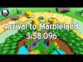 Arrival to Marbleland (3:58.096)