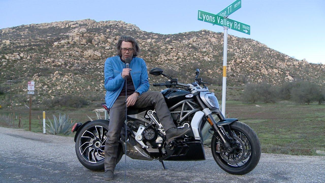 Motor Test: ... Youtube Ducati Xdiavel S