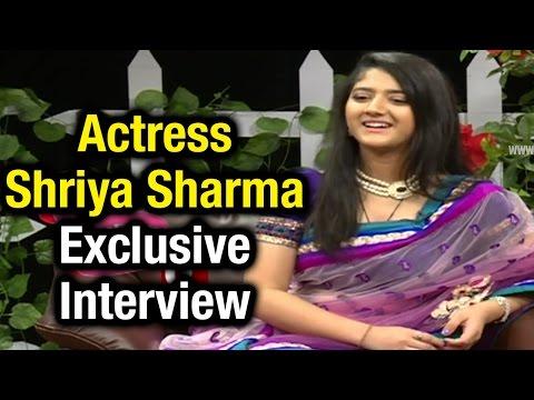 Actress Akshara  Shriya Sharma  Rapid Fire Round in Saradaga Kasepu  Part 3  6 TV