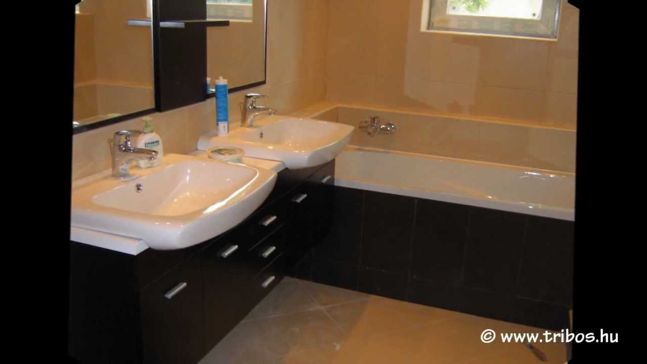 Lakásfelújítás - Fürdőszoba felújítás - YouTube