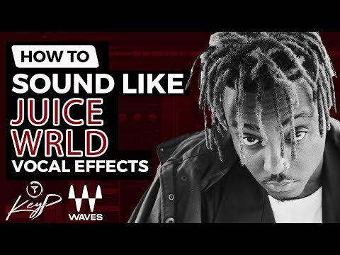 How To Sound Like JUICE WRLD (Waves Plugins) | Vocal Effect Tutorial | FL Studio 20 Mac
